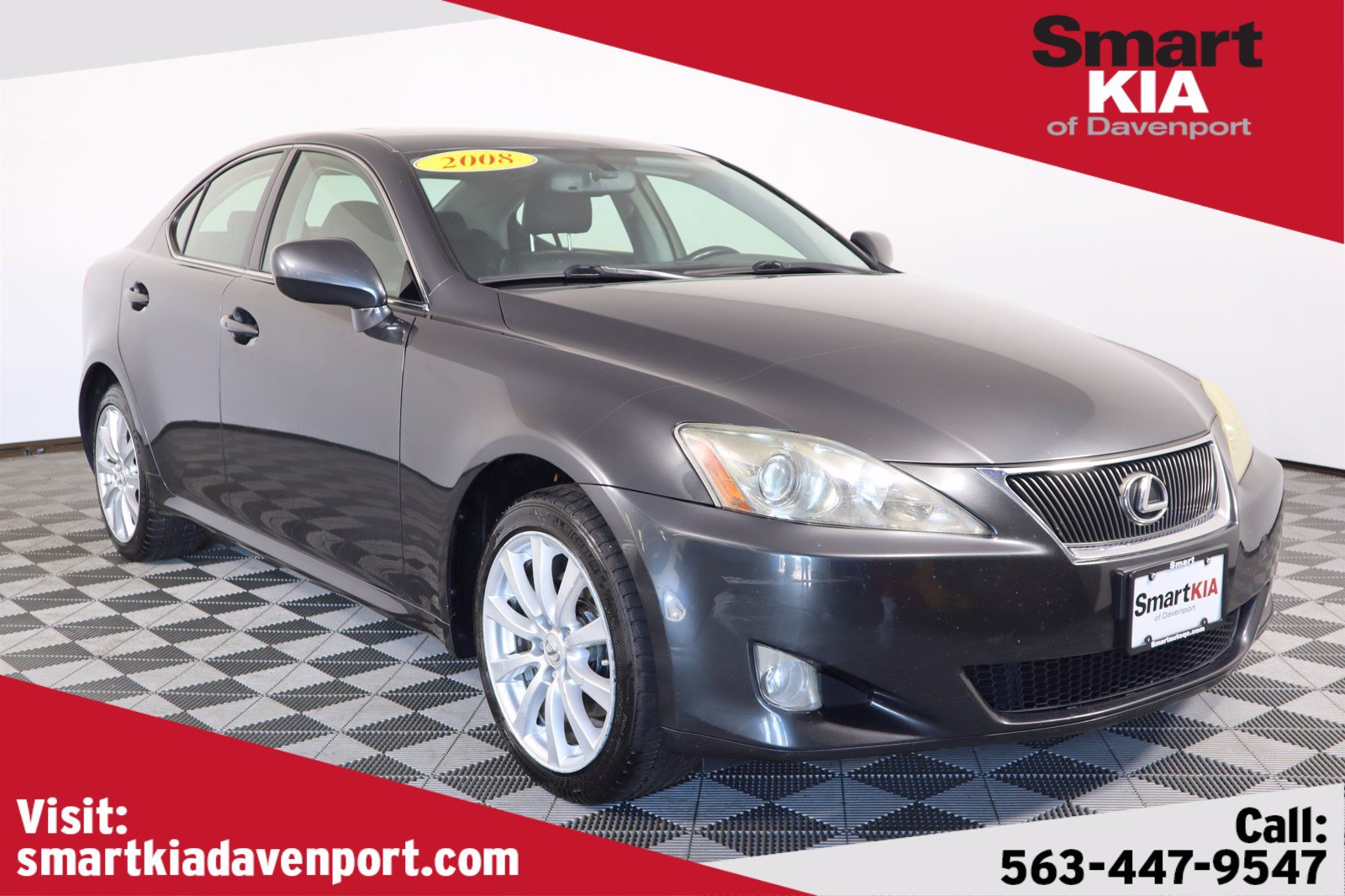 Pre-Owned 2008 Lexus IS 250 250