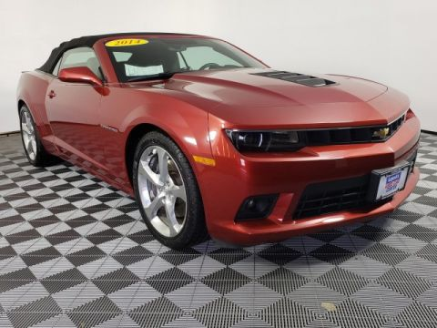 Pre-Owned 2014 Chevrolet Camaro SS