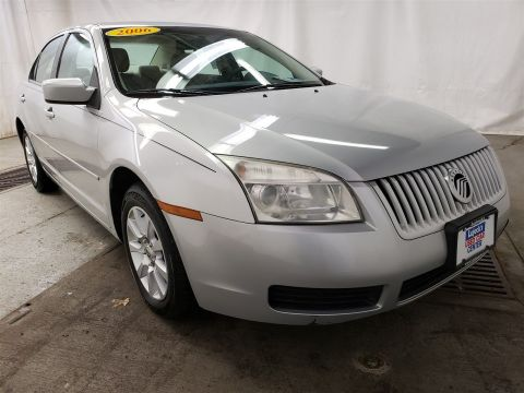 Pre-Owned 2006 Mercury Milan Base