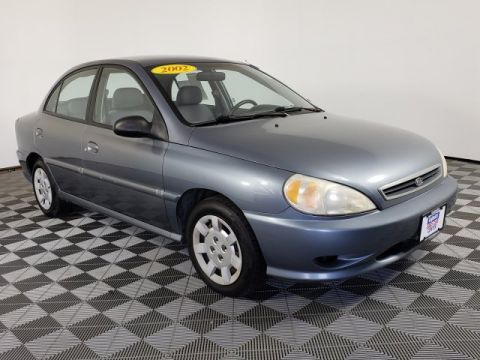 Pre-Owned 2002 Kia Rio Base